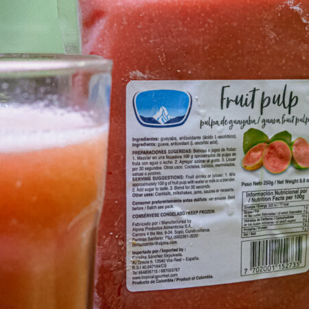 Guava smoothie